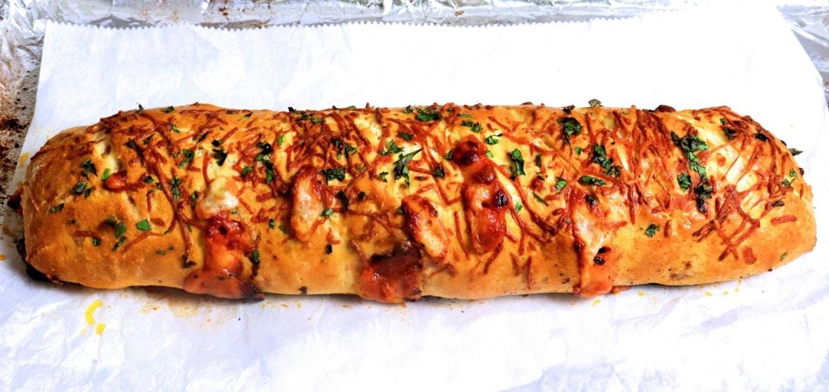 Stromboli Baked
