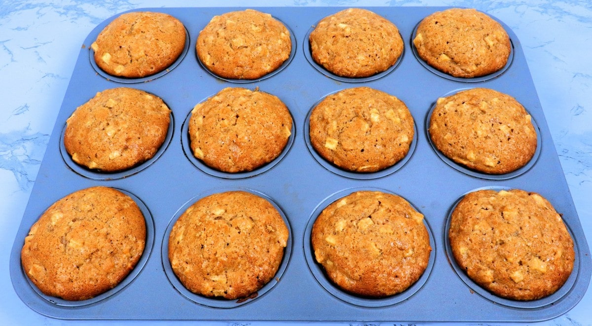 Muffins Baked