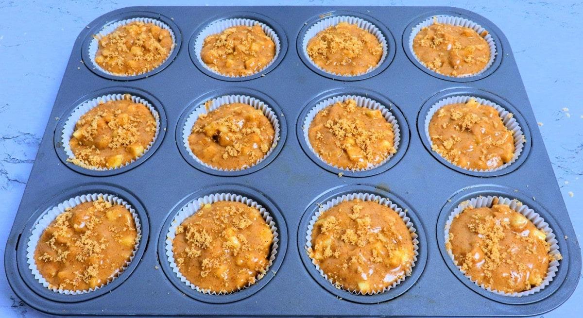 Prebaked Muffins