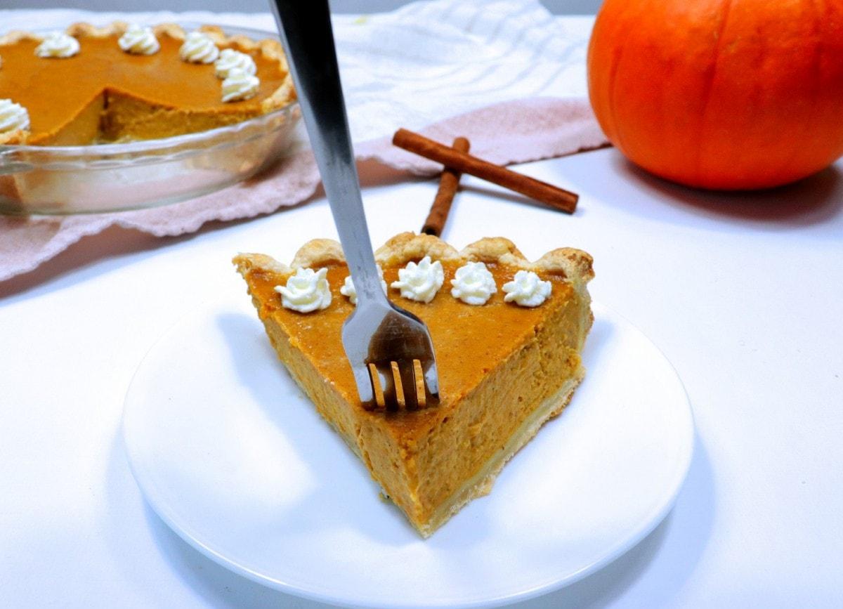 bite of pie