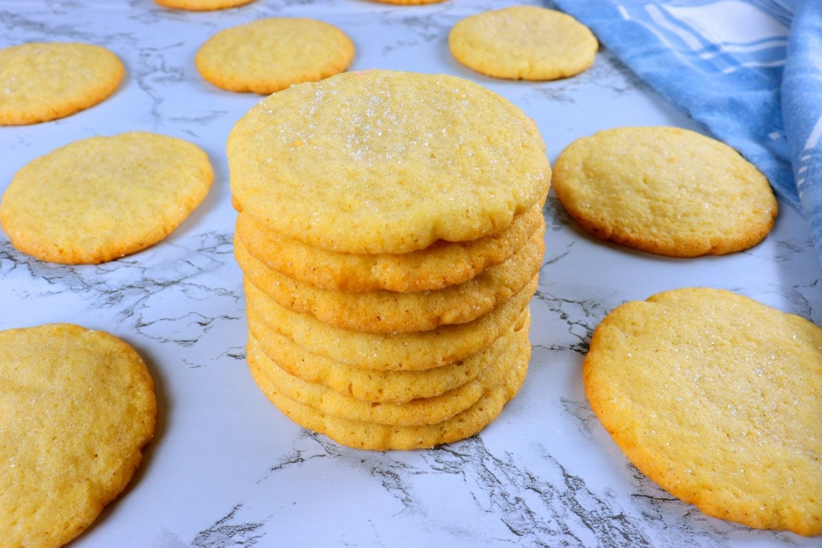Sugar Cookies Unfrosted