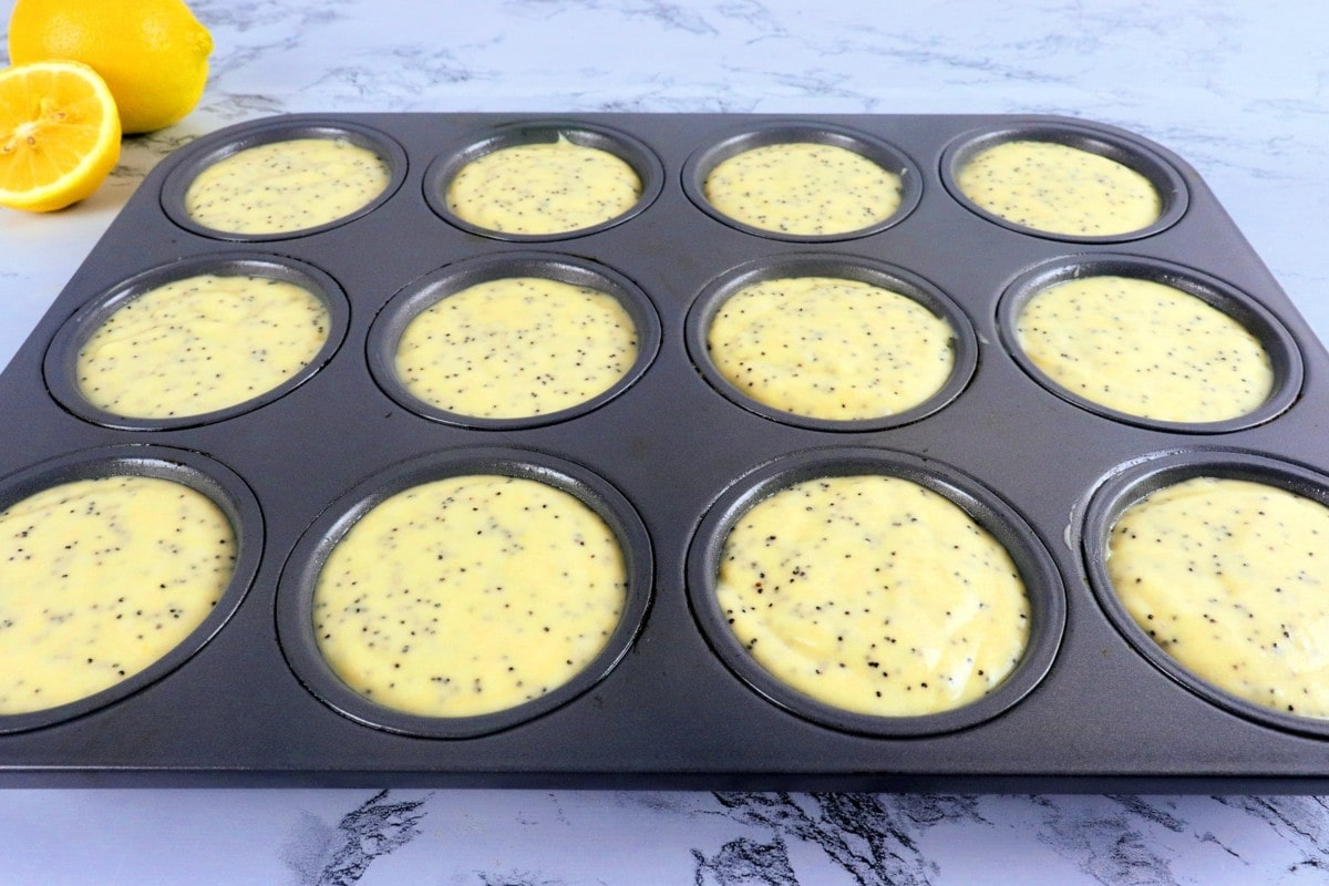 Pre-baked Muffins
